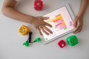 kids tablet coding